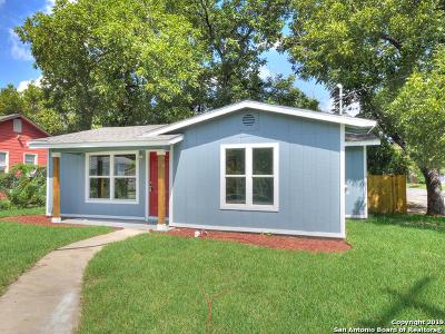 Single Family Home New: 2303 W Hermosa