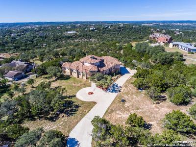 San Antonio Single Family Home New: 3325 Single Peak