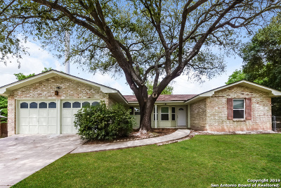 San Antonio Single Family Home Back on Market: 5919 Forest Rim St