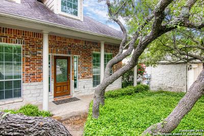 Single Family Home New: 25714 Peregrine Ridge