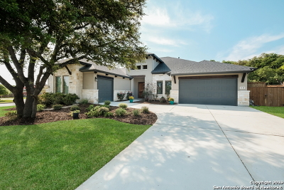 Bexar County Single Family Home New: 3110 Marley Rock