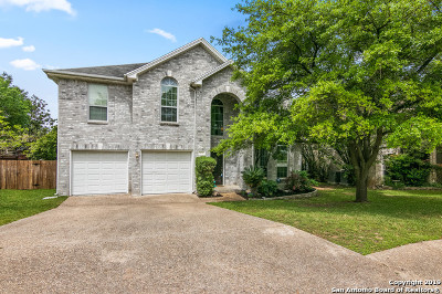 Single Family Home New: 830 Amberstone Dr