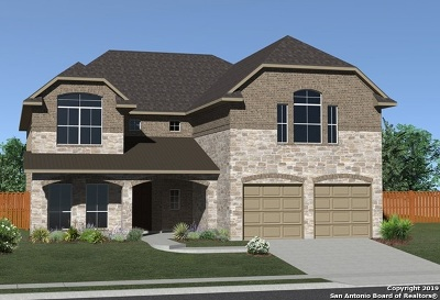 Boerne Single Family Home New: 27444 Camellia Trace