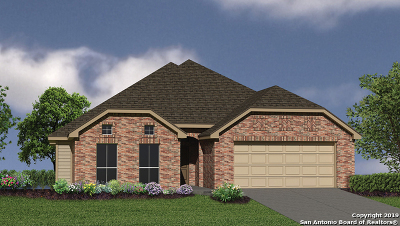 Bexar County Single Family Home New: 5847 Sweetwater Way