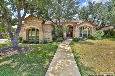 Helotes Single Family Home For Sale: 9602 French Stone