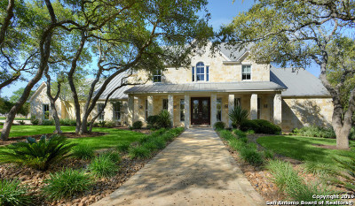 Boerne Single Family Home For Sale: 337 Park Ridge