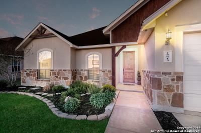 Selma Single Family Home New: 15612 Fair Ln