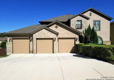 Helotes Single Family Home For Sale: 16218 Los Sedona