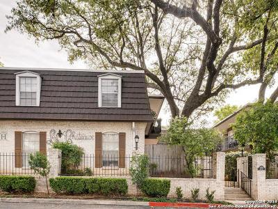 San Antonio Condo/Townhouse Active Option: 8038 Broadway St #237J