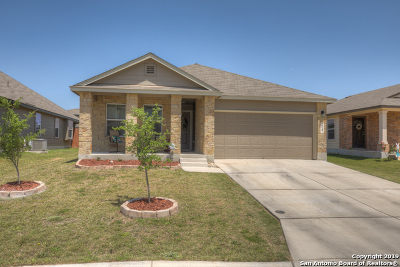 Single Family Home New: 2247 Clover Ridge