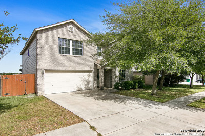 Converse Single Family Home For Sale: 8527 Dusty Ridge