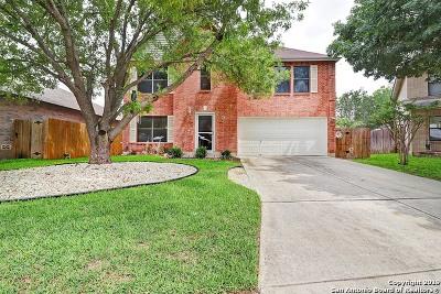 San Antonio Single Family Home Back on Market: 6311 Regency Crest