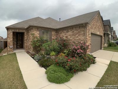Converse Single Family Home For Sale: 7539 Copper Cv