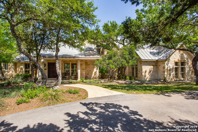 Bexar County Single Family Home New: 18 Reynosa