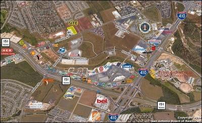 San Antonio Residential Lots & Land For Sale: 8609 Potranco Rd