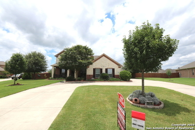 Schertz Single Family Home New: 10486 Hunter Heights