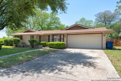 Single Family Home Price Change: 1203 Fontaine Dr