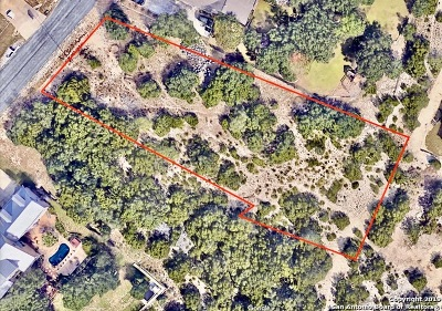 San Antonio Residential Lots & Land New: 25822 Mount Carillon