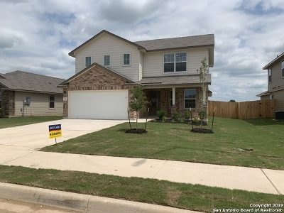 Cibolo Single Family Home New: 116 Grand Rapids