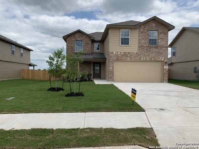 Cibolo Single Family Home New: 208 Grand Rapids