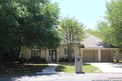 Seguin Single Family Home Active Option: 120 Nogal