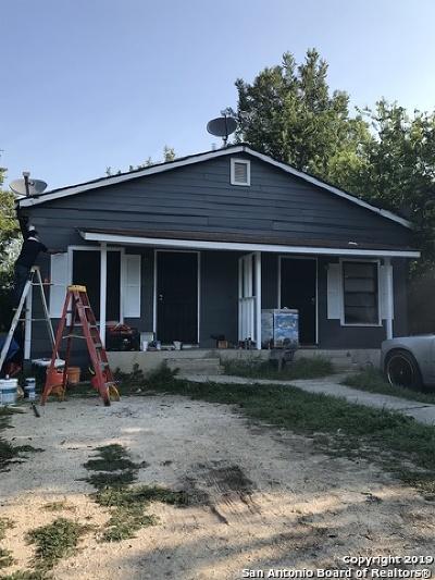 San Antonio Multi Family Home New: 759 Yucca St