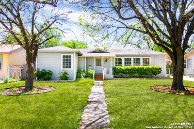 Single Family Home New: 2626 W Huisache Ave