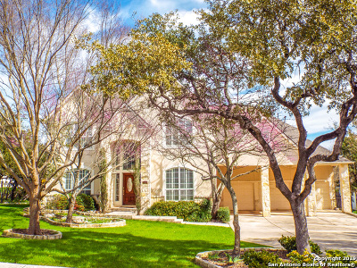 San Antonio Single Family Home New: 24410 Middle Fork