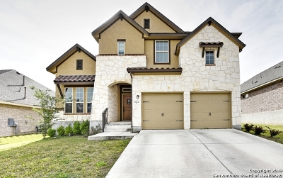 Helotes Single Family Home Active Option: 17804 Handies Peak