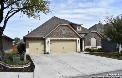 Alamo Ranch Single Family Home New: 11443 Wake Robin