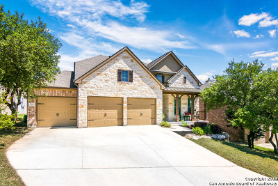 Single Family Home Active RFR: 2603 Ladera Bend