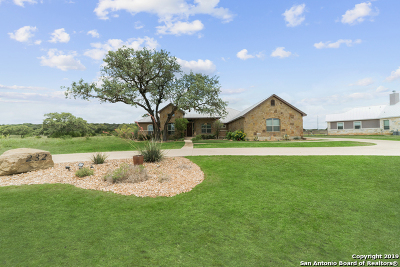 New Braunfels Single Family Home New: 232 Copper Trace