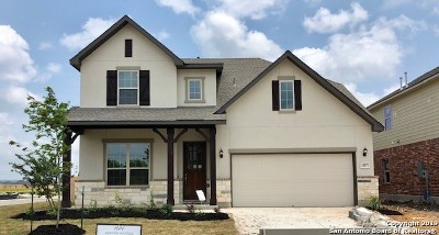 Bexar County Single Family Home New: 13877 Chester Knoll