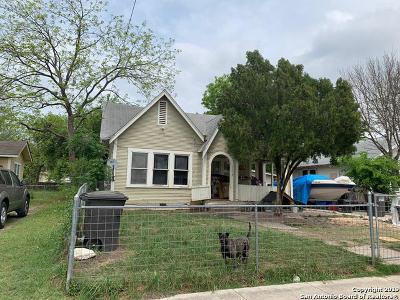 San Antonio Multi Family Home New: 1719 W Craig Pl