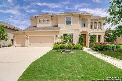 Bexar County, Kendall County Single Family Home New: 28018 Carmel Valley