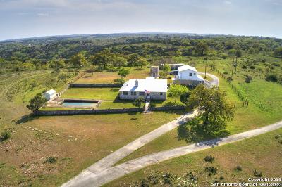 Boerne Farm & Ranch For Sale: 107 Busby Rd