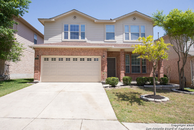 Alamo Ranch Single Family Home New: 12139 Dawson Circle