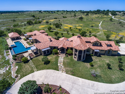 Boerne TX Single Family Home For Sale: $5,540,000