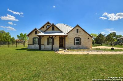 New Braunfels Single Family Home New: 10314 Oak Forest Way