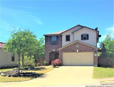 Schertz Single Family Home New: 5608 Ping Way