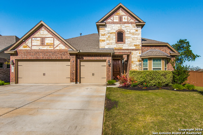 Alamo Ranch Single Family Home Active Option: 11403 Violet Cove