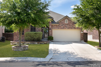 San Antonio Single Family Home New: 7719 Boxwood Creek