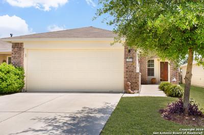 Bexar County Single Family Home New: 12831 Cedar Fly