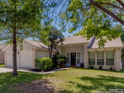 Single Family Home Active Option: 8743 Welles Park