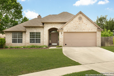 Cibolo Single Family Home New: 250 Tapwood Ln