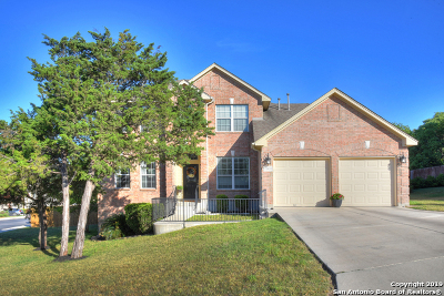 Single Family Home New: 23303 Seven Winds