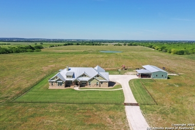 Guadalupe County Farm & Ranch New: 14990 Fm 775