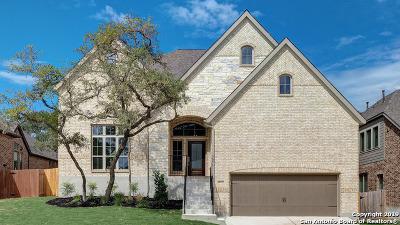 San Antonio Single Family Home New: 14021 Massima