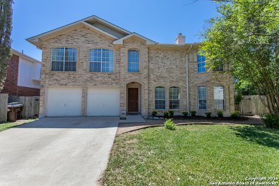 Bexar County Single Family Home Active Option: 1307 Whitegate