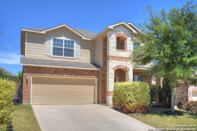 Alamo Ranch Single Family Home New: 12431 Old Glory Ave